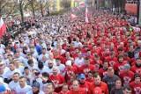 Bieg Niepodległości RunPoland 11 listopada w Poznaniu. Zapisało się już 10 tysięcy osób