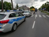 Wypadek na ulicy Złotej w Zduńskiej Woli. Zginął pieszy