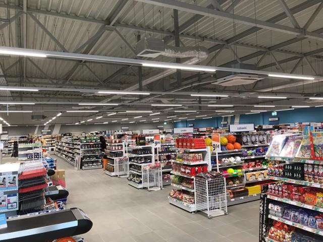 Tak wygląda pierwszy sklep sieci Action w Cieszynie.  Zobacz kolejne zdjęcia. Przesuwaj zdjęcia w prawo - naciśnij strzałkę lub przycisk NASTĘPNE