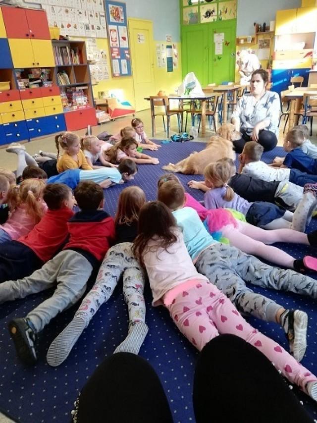 Oddział Przedszkolny w Szkole Podstawowej nr 4 Pruszcz Gdański, ul. Kochanowskiego 8  - W naszym oddziale jest 6 grup przedszkolnych, od 3-latków do 5-latków. Łącznie 150 dzieci. Mamy jeszcze 3 zeróweczki na Kasprowicza 16 - mówi Patrycja Krekora, dyrektor. - Funkcjonujemy w Pruszczu od wielu lat. Panuje u nas ciepła, rodzinna atmosfera, którą doceniają rodzice. Uczęszczają do nas  kolejne pokolenia dzieci. Wykwalifikowana kadra dba o ich bezpieczeństwo i rozwijanie uzdolnień. Oferujemy zajęcia taneczne, sportowe, dogoterapię. (DS)