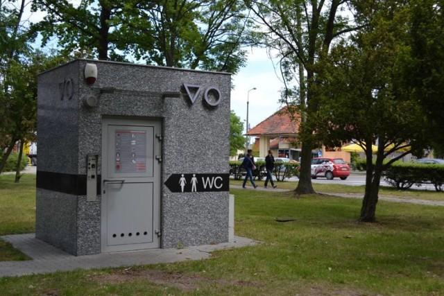 Toaleta w parku Mickiewicza zostanie wybudowana, jeśli będą oszczędności przy realizacji wyżej ocenionych projektów