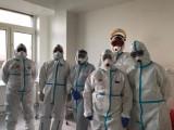 Lekarze ze szpitala przy ul. Staszica w Lublinie walczą o życie zakażonej pacjentki w ciąży [11.04.2021]