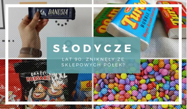 Te słodycze były hitem lat 90. Które produkty zniknęły ze sklepowych półek? Sprawdź przysmaki, za które płaciliśmy min. 10 groszy!