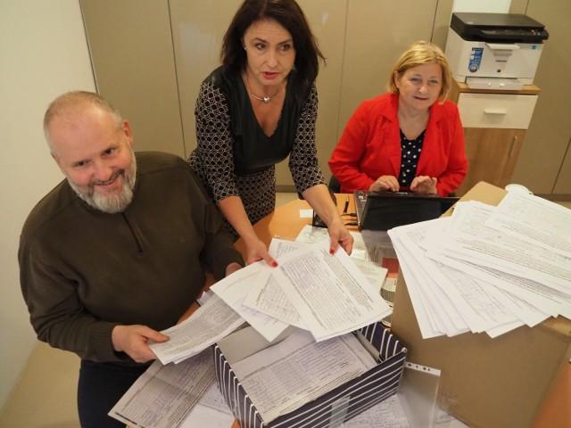 Wtorek 31 sierpnia, godz. 16.15 to ostateczny termin złożenia podpisów w sprawie referendum o odwołanie prezydent Łodzi Hanny Zdanowskiej (PO). Liczba potrzebna do ogłoszenia referendum to blisko 52 tys.