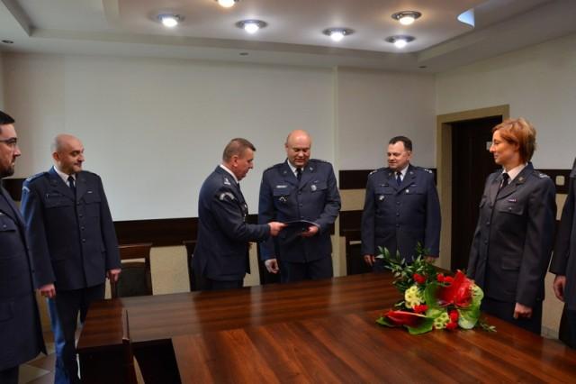 10 maja 2019r. ppłk Zbigniew Jankowski został oddelegowany do pełnienia obowiązków na stanowisku Dyrektora Zakładu Karnego w Czerwonym Borze.