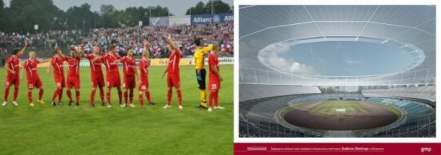 Górnik Zabrze Stadion Śląski