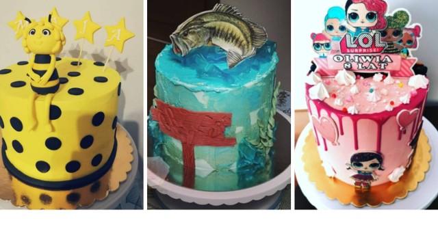 Agata Pozorska z Komorowa od roku wykonuje cukiernicze dzieła sztuki. Torty, na różne okazje m.in. urodziny, komunie i wesela wykonuje od ponad roku. Wypieki pani Agaty można podziwia na fanpage Magic Cake - Torty Agaty.