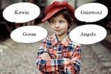 Najrzadsze imiona chłopców na Dolnym Śląsku. Zobacz!
