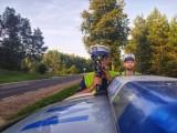 Blisko 200 policjantów na drogach. Ruszył kaskadowy pomiar prędkości