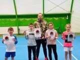 Znakomity występ młodych tenisistów ze Szczawna-Zdroju w Kajtek Cup
