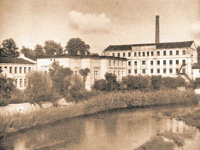 """Widok na dawną """"Batavię"""" w niemieckim wydawnictwie pt. """"Das General Gouvernement""""  z czerwca 1941 r."""