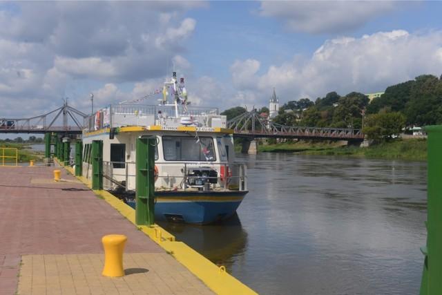 Statki Zefir i Laguna ruszą w rejs już 14 kwietnia.