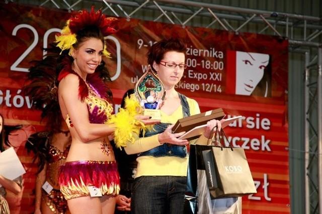 I miejsce - Renata Godlewska i jej modelka Amanda Mrowiec