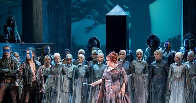 """""""Normę"""" Vincenzo Belliniego w wersji Opery Krakowskiej można będzie obejrzeć 18 kwietnia o godz. 18.30 na platformie internetowej Play Kraków"""