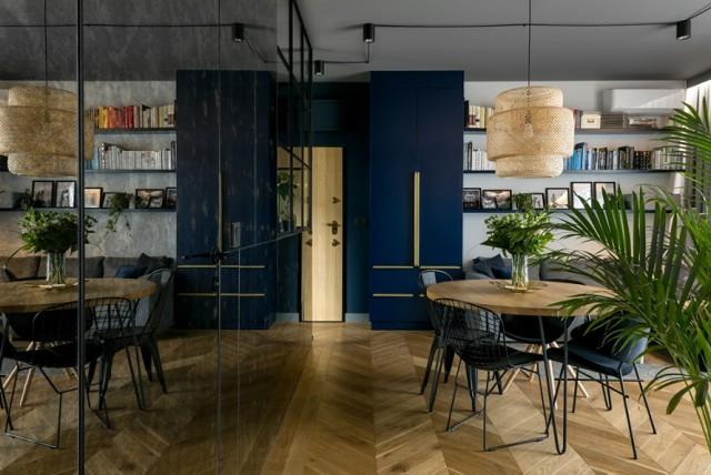 Pracownia we.make otrzymała nagrodę w konkursie the European Property Awards w kategorii apartamentów - za swój projekt mieszkania na wrocławskim osiedlu Nowe Żerniki
