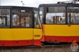 Zderzenie tramwajów na Woli. Linie 10 i 11 skierowane na objazdy