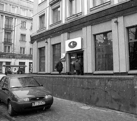 """Już niedługo oddział Banku ,Częstochowa"""" przy ul. Szymanowskiego przestanie istnieć. Pozostanie tu tylko Multibank."""