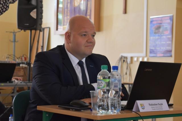 Radosław Sujak zrezygnował z pracy w zarządzie powiatu krośnieńskiego.