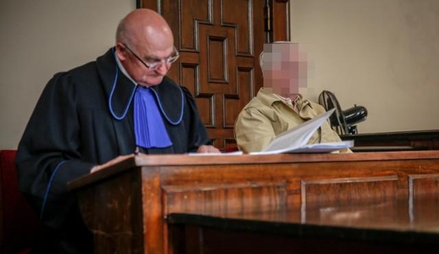 89-letni były wicekomendant milicji w Gdańsku przed sądem. Oskarżony jest o zbrodnie przeciw ludzkości