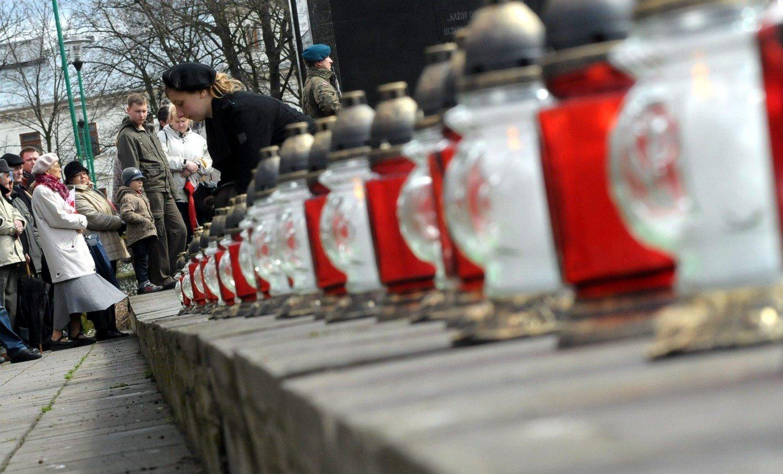Katastrofa smoleńska: Lubelskie obchody trzeciej rocznicy