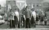 Archiwalne zdjęcia z kroniki Szkoły Podstawowej nr w Obornikach. Odnaleźliście się na fotografiach? [ZDJĘCIA]