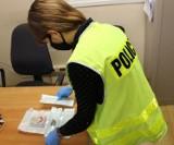 Podróżujący BMW pod lupą policji. 19 i 21-latek posiadali narkotyki