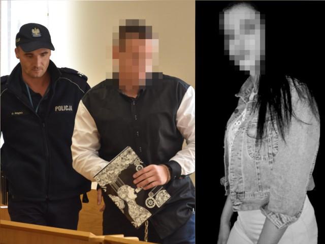 Oskarżony o zabójstwo 17-letniej Alicji z Rybnika stanął przed sądem