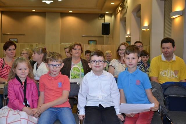Młode talenty wystąpiły w Tworkowie
