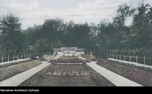Grudziądz nazywany był miastem ogrodów. Był pełen terenów zielonych i kwiatów