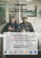 Wernisaż wystawy fotografii Daniela Dmitriewa już niebawem w MDK