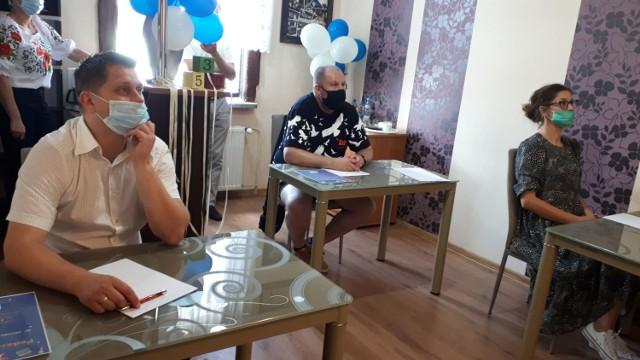 Finał konkursu odbył się w Środowiskowym Domu Samopomocy w Aleksandrowie Kujawskim