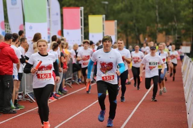 Wszyscy uczestnicy biegu otrzymają specjalne pakiety startowe, a w nich m.in koszulkę i wodę.