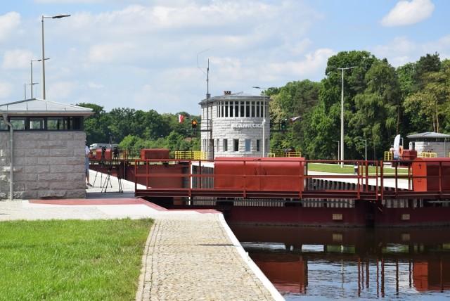 W poniedziałek zakończyła się warta 70 milionów złotych modernizacja dwóch śluz znajdujących się na terenie Kędzierzyna-Koźla.
