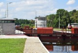 Kędzierzyn-Koźle. Zakończył się remont śluz na Kanale Gliwickim. Jest gotowy do żeglugi