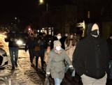 Strajk kobiet na placu Narutowicza w Bełchatowie, Protest na 100 dni od wyroku TK w sprawie aborcji, 29.01.2021