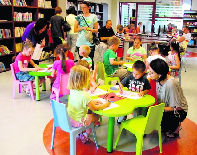 W wakacyjnych zajęciach uczestniczyły setki dzieci