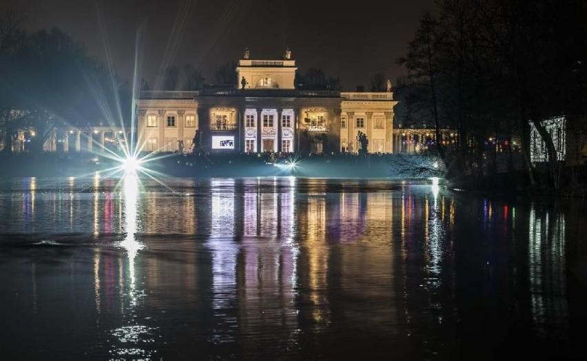 Zimowy Wieczór światła 2018 W Tym Roku Spaceru Z Lampionami