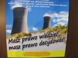 Debata atomowa w Darłowie: manifestowali sprzeciw (ZOBACZ WIDEO)