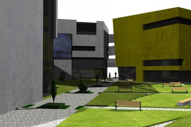 Sala kinowa, biblioteka i galeria mają się znaleźć w nowym ...