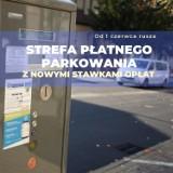Rusza Strefa Płatnego Parkowania w Zgorzelcu. Obowiązują nowe stawki