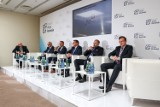 Forum Wizja Rozwoju w Gdyni. Prezesi polskich portów rozmawiali o energetyce wiatrowej