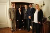 Sędziowie z Włoch i Niemiec w tarnowskim sądzie