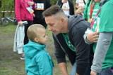 Rak najpierw zabrał 7-letniego Antosia z Murowańca. Teraz nowotwór zaatakował jego tatę, Sławka