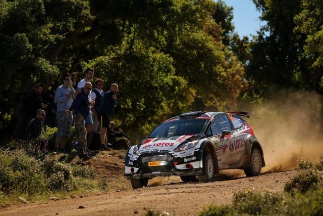 Kajetan Kajetanowicz debiutuje w WRC