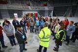 Dzień otwarty hali sportowo-widowiskowej w Gliwicach [ZDJĘCIA, WIDEO]