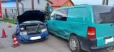 Wypadek w Goszczynie (gmina Krokowa): miał ponad 2 promile i zakaz prowadzenia pojazdów! | ZDJĘCIA, NADMORSKA KRONIKA POLICYJNA