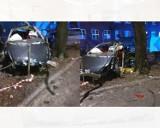 Tragiczny wypadek w Gdańsku na ul. Siennickiej. Nie żyją 2 osoby. Policja wciąż szuka świadków zdarzenia z 26.12.2020 r.
