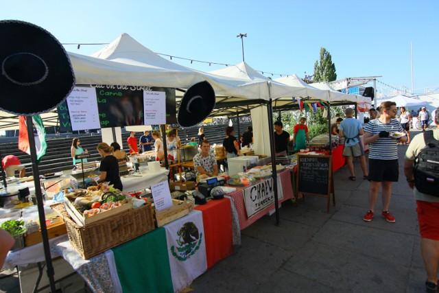 Slow Market nad Wisłą. Kulinarny targ w Placu Zabaw [ZDJĘCIA]