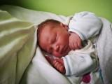 Hubert z Bytomia pierwszym dzieckiem urodzonym w 2021 roku w województwie śląskim. Urodził się w szpitalu w Rudzie Śląskiej