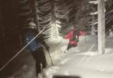 Akcja ratunkowa GOPR w rejonie Baraniej Góry. Dwóch turystów zgubiło się na szlaku